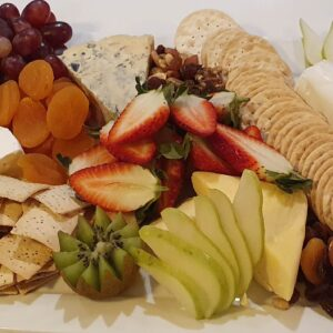 catering cheese platter direct local