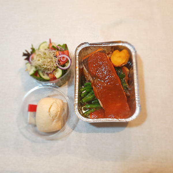 salmon dilled tomato package