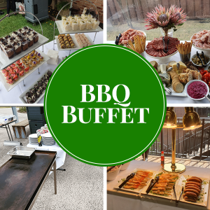 bbq buffet catering package