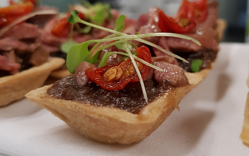 event catering canapes party function