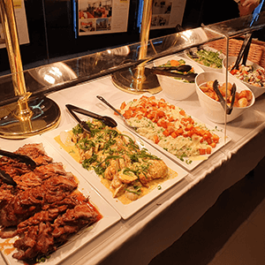buffet covid safe catering sydney