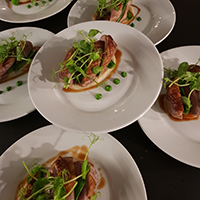 dinner party catering sydney