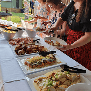 function buffet catering sydney