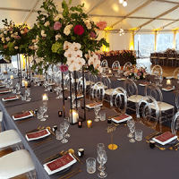 wedding table setting wedding catering service